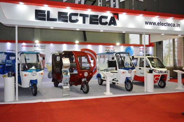 PARTICIPATED IN EV EXPO EAST 2016, KOLKATA